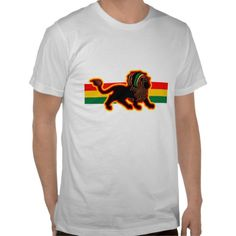 Jah King Tee Shirts $25.00  #rasta