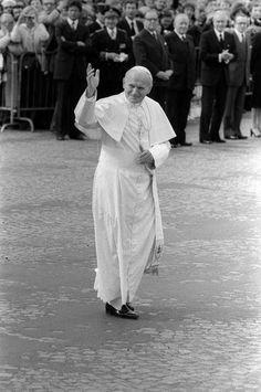 I love you St. John Paul II. I miss you so much.