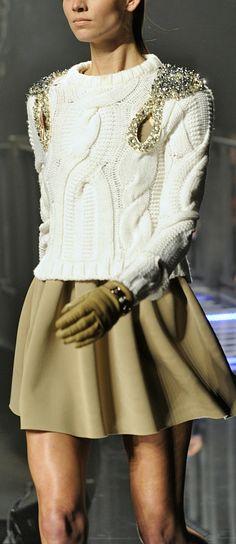 -Phillip Plein - Milan Fashion Week FW13/14.<3