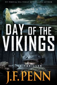 Amazon.com: Day of the Vikings. A Thriller. (ARKANE Book 5) eBook: J.F. Penn: Kindle Store