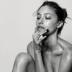 #Australian #model Alexandra Agoston by Chris Colls