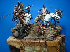 La batalla de Cuerno Verde. Colorado 1779 de Luis Ángel Ruíz Fernández.