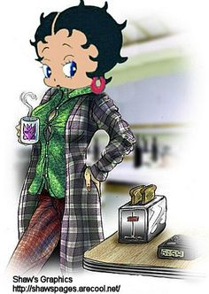 Betty Boop - an album on Flickr