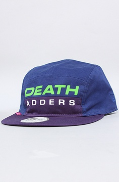The D.A. Sport 5-Panel Cap in Navy
