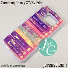 Disney Books Phone Case for Samsung Galaxy S7 & S7 Edge