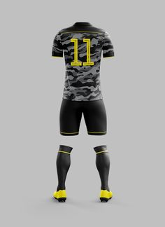 Soccer kit designed for amateur soccer teams in the sport season Soccer Kits, Football Kits, Football Jerseys, Soccer Teams, Sports Jersey Design, Sport Shirt Design, Soccer Outfits, Nike Outfits, Logo Desing