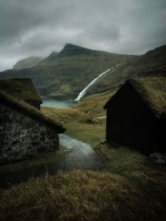 Saksun, Streymoy, Faroe Islands Places I want to see. The Places Youll Go, Places To See, Viking Aesthetic, Beautiful World, Beautiful Places, Beautiful Islands, Gta San Andreas, Faroe Islands, Land Scape