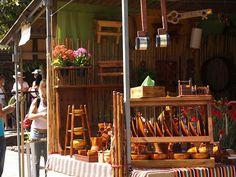 Pinolere Craft Fair, La Orotava |