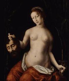 Massays, Jan (Quinten van Matsijs - Judith & Holofernes' Head, I 1543 Book Of Judith, Judith And Holofernes, Classic Artwork, Dangerous Woman, Museum Of Fine Arts, Antwerp, Art Reproductions, Figure Drawing, Life Drawing