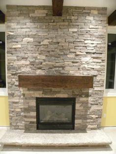 Masonal Stone | Oxford Ledgestone Sandstone Fireplace, Fireplace Stone, Fireplaces, Mantle Ideas, Fireplace Ideas, Fireplace Design, Fireplace Remodel, Living Room With Fireplace, The Ranch