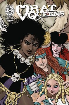 Rat Queens #1 (Women's History Month Charity Cover) | Fresh Comics