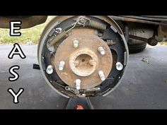 Learn every step of how to change drum brakes. This drum brake replacement is specifically for a Ford Ranger pickup truck, but it applies to most other cars . Ford Ranger, Truck Repair, Vehicle Repair, Brake Repair, Engine Repair, Car Facts, Car Fix, Car Mods, Popular Mechanics