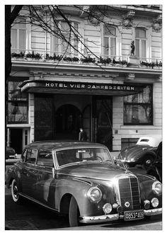 Hamburg Hauptbahnhof 1951 ️hamburg Meine Heimat ️