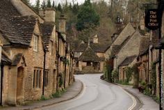 Most Beautiful Villages in the World - Castle Combe, England