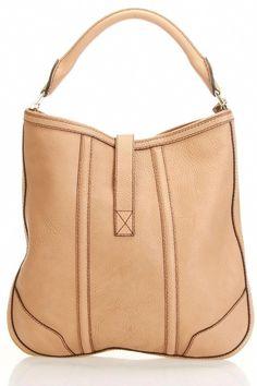 58e42397a641 Burberry Large Aldridge Hobo In Pale Tan♥✤  Burberryhandbags  Pradahandbags  Luxury Handbags