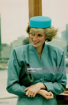 Royal Visits Prince Charles and Princess Diana British Columbia News Photo | Getty Images