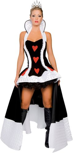 Alice In Wonderland Sexy queen of hearts | for the queen of hearts the deluxe enchanting queen of hearts adult ...