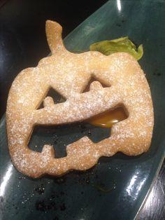 Nuestra calabaza de Hallowen!!