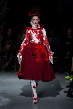Thom Browne Fall 2013 Runway Pictures - StyleBistro