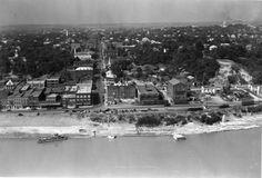 Downtown Cape, 1939.  Photo courtesy to www.semissourian.com/history