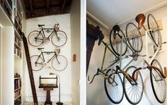 Bicycle Storage for your Home | Two Wheels Better