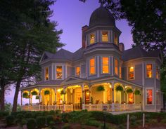 Biltmore Village Inn was built in 1892 and is Bed and Breakfast in Asheville, NC.