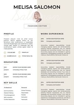 To get the job, you a need a great resume. The professionally-written, free resume examples below can help give you the inspiration you need to build an impressive resume of your own that impresses… Free Business Card Templates, Free Business Cards, Creative Resume Templates, Creative Cv, My Resume, Resume Tips, Resume Examples, Visual Resume, Student Resume
