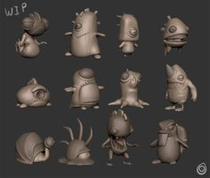 What Are You Working On? 2013 Edition - Page 461 - Polycount Forum