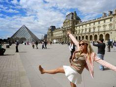 01 PASSEIO 01 Louvre museu e piramides - dicas o que fazer em paris roteiros de viagem