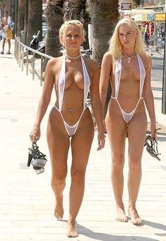 String Bikini Is A Brand New Trend (Photo Gallery) - Likes