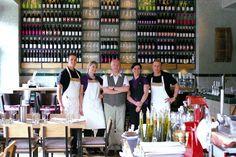 Rotisserie Weingrün - Berlino - un ristorante della Guida Michelin