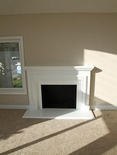 Contemporary Fireplace Surround - Our Favorite Flip or Flop Before-and-After Makeovers on HGTV