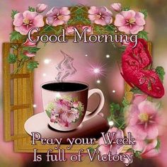 Good Morning sister and all, have Lovely Monday and a great week, God bless,♥★♥