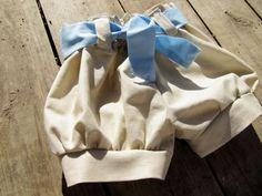 mama says sew: Paper Bag Shorts