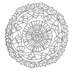 """iColor """"Art Nouveau"""""""