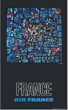 1976 Raymond Pages France (Air France) Poster Air France, Vintage Travel Posters, Vintage Airline, Francia Paris, Civil Aviation, Air Show, Holiday Posters, Concorde, Belgium