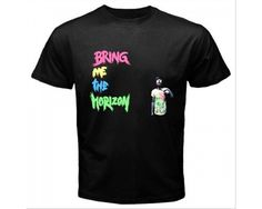 Bring Me The Horizon Music Tshirt-355