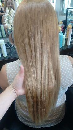 #BotoxSensation es un rellenado capilar, ideal para cabellos porosos, sin brillo y con exceso de procesos químicos.#jeanpaulmynesho #thermorepair