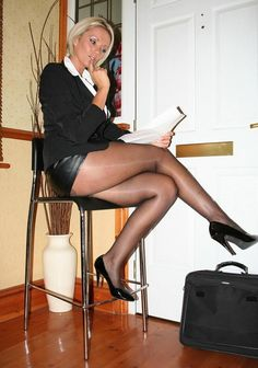 Pantyhose Milf 3 in