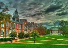 Johns Hopkins University | 25 Of The Most Beautiful College Campuses In The World