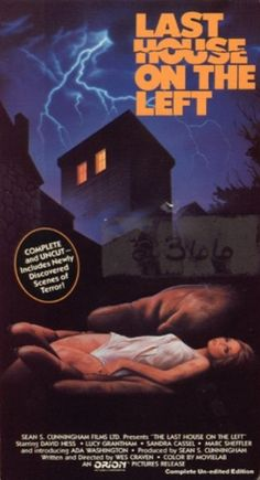 Film4 Top 50 Horror Films - 18. The Last House On The Left (1972) Wes Craven