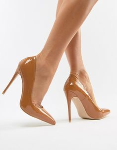 Browse online for the newest Simmi London Imani Mocha patent pumps styles. Sexy Legs And Heels, Hot High Heels, High Heel Pumps, Stiletto Heels, Nude Pumps, Women's Shoes, Hot Shoes, Me Too Shoes, Shoe Boots