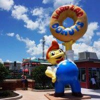 Springfield USA at Universal Studios Florida.