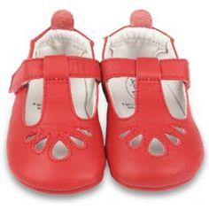 Rode schoenen  T-Petal - Old Soles