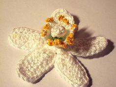 Ravelry: Orange Blossom pattern by Camelia Shanahan