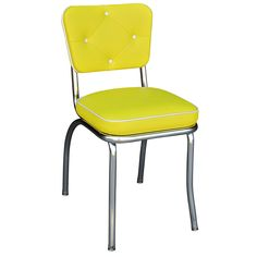 Fab.com | Lucy Chair Yellow