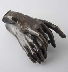 Hands by Rodin