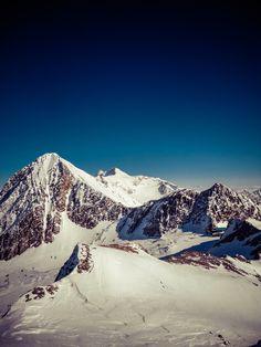 Robert Emmerich - 48 PAN Landscape shot of the stubaital glacier - Austria