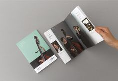 Opera House of Saint-Étienne. Brand design. Poster design. Opéra de Saint-Étienne. Identité visuelle 2016 Charte graphique affiches. Layout. Minimalist. Brochure.