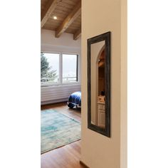 American Made Rayne Brushed Classic Body Mirror (20.5 x 59.5)